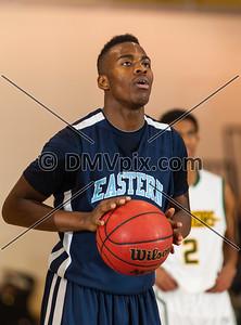 Eastern vs Wakefield Boys Varsity Basketball (26 Dec 2013)