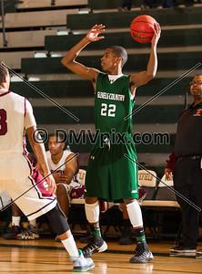 Glenelg vs Stonewall Jackson Boys Varsity Basketball (26 Dec 2013)