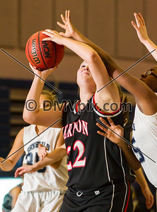Herndon @ W-L Girls JV Basketball (12 Dec 2013)