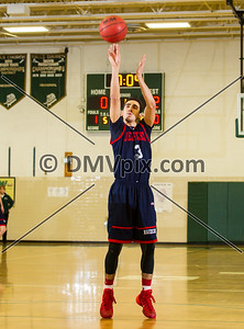 JEB Stuart vs Falls Church Boys (30 Dec 2013)