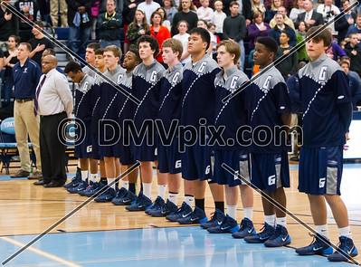 W-L @ Yorktown Boys Varsity (10 Jan 2014)