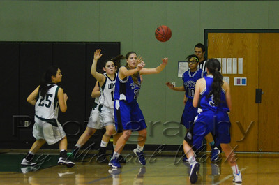 2014 Dixon JV Girls vs. Capital Christian