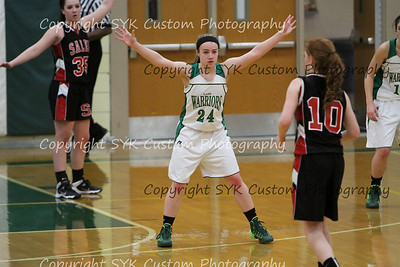 WBHS Girls JV Bball vs Salem-9