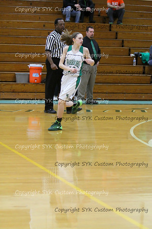 WBHS Girls JV Bball vs Salem-62