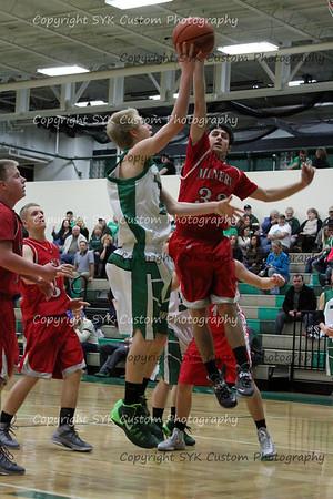 WBHS JV Basketball vs Minerva-3