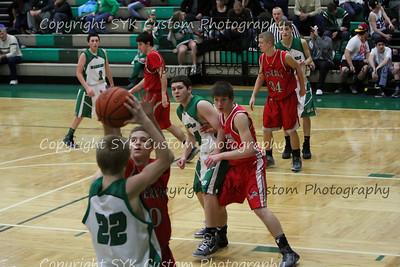WBHS JV Basketball vs Minerva-74