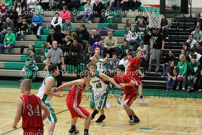 WBHS JV Basketball vs Minerva-77