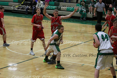 WBHS JV Basketball vs Minerva-85