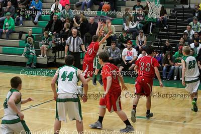 WBHS JV Basketball vs Minerva-88