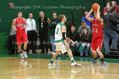 WBHS JV Basketball vs Minerva-29