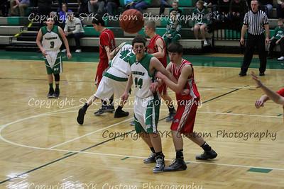 WBHS JV Basketball vs Minerva-73