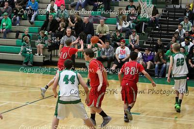 WBHS JV Basketball vs Minerva-87