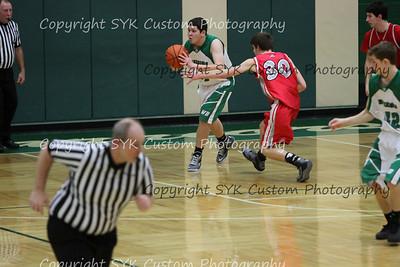 WBHS JV Basketball vs Minerva-71