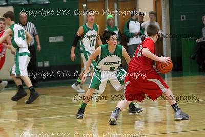WBHS JV Basketball vs Minerva-28