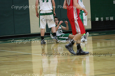 WBHS JV Basketball vs Minerva-30
