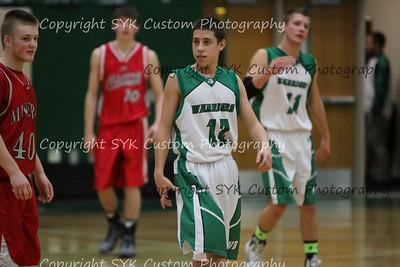 WBHS JV Basketball vs Minerva-8