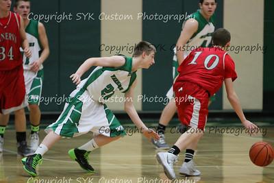 WBHS JV Basketball vs Minerva-48
