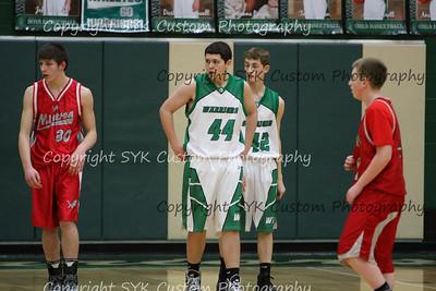 WBHS JV Basketball vs Minerva-50
