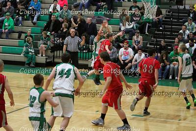 WBHS JV Basketball vs Minerva-89