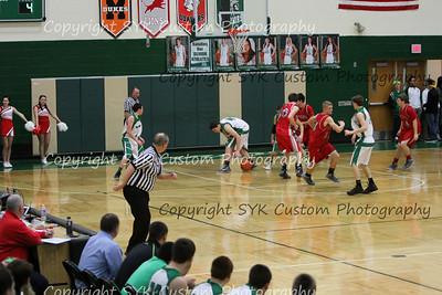 WBHS JV Basketball vs Minerva-70