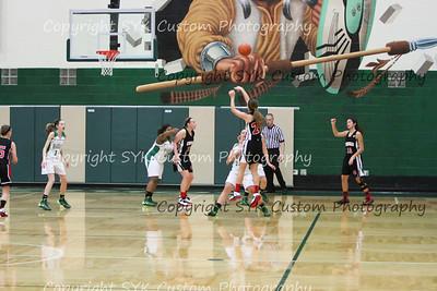 WBHS Girls JV Bball vs Canfield-77