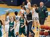 Falls Church @ Yorktown Girls JV Basketball (19 Dec 2014)