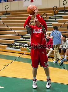 McLean @ Langley Boys JV Basketball (22 Jan 2015)