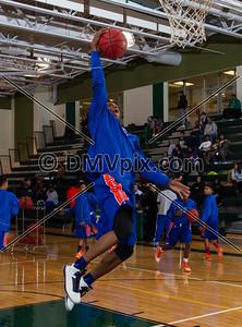 Roosevelt vs Maret Boys Varsity Basketball (26 Dec 2014)