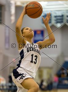 South Lakes @ W-L Girls Varsity Basketball (23 Jan 2015)