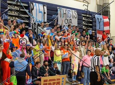 W-L @ Yorktown Girls Varsity Basketball (06 Feb 2015)