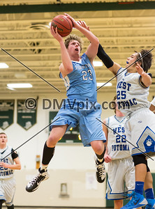 Yorktown vs West Potomac (29 Dec 2014)