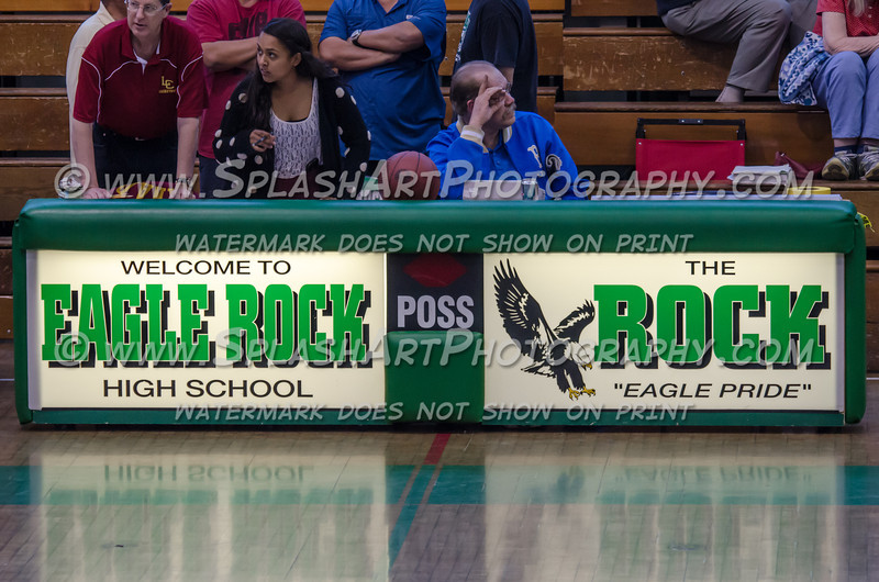 2014 Eagle Rock Basketball