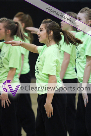 Pom/Dance at All Events
