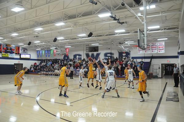 Basketball at AGWSR