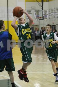 Jr High 7th grade Boys