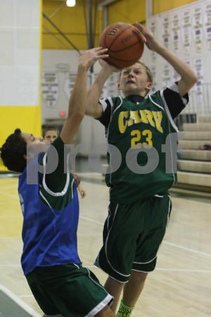 Jr High 8th grade B at Stevenson