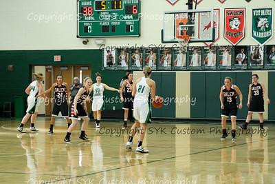WBHS Girls BBall vs Salem-333