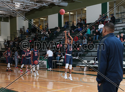 Annandale vs Madison-Ridgeland Boys Basketball (28 Dec 2015)