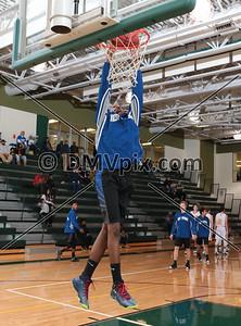 Bishop Ireton vs West Potomac Boys Basketball (28 Dec 2015)