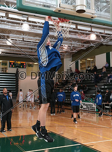 Bishop Ireton vs West Potomac Boys Basketball (28 Dec 2015)