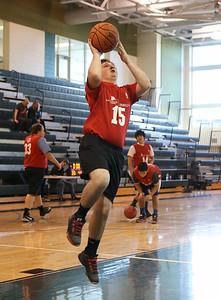 Blue Pythons Basketball (28 Feb 2016)