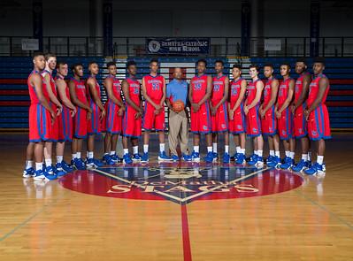 DeMatha Basketball (02 Nov 2015)