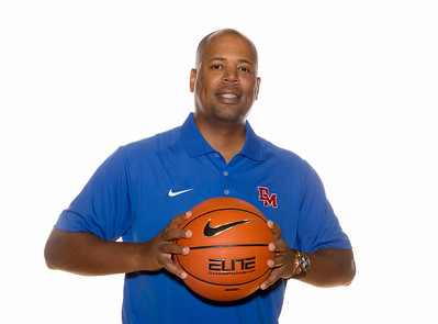 Coach Mike Jones