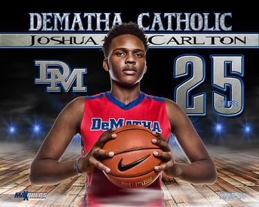 Joshua Carlton #25