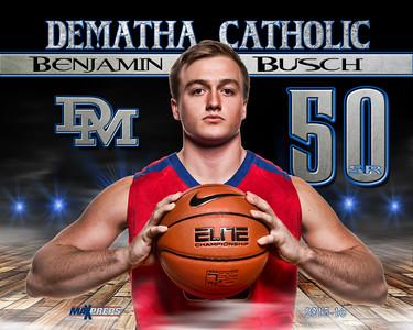 Benjamin Busch #50