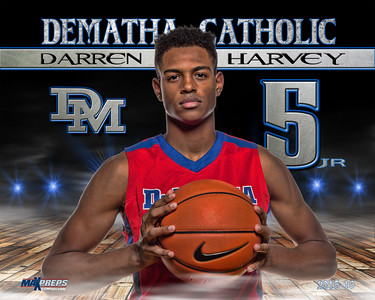 Darren Harvey #5