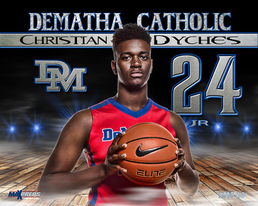 Christian Dyches #24