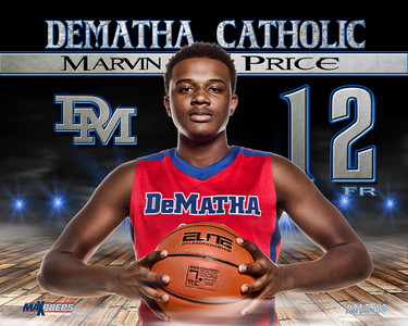 Marvin Price #12