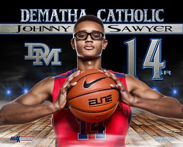 Johnny Sawyer #14