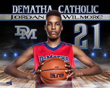 Jordan Wilmore #21